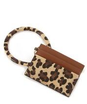 Leopard Print Wristlet - $24.00