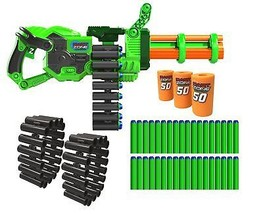 Dart Zone Super Commando Gatling Blaster Belt Covert Ops Motorized Fully 8 - $59.39