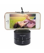 Time Lapse Photography Automatically Rotate 360 Degree Head Base Camera ... - $20.23