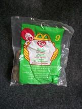 1999 McDonald's Teenie Beanie Baby Claude The Crab New - $1.35