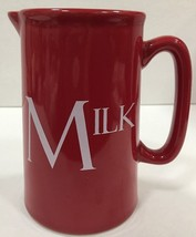 Pitcher/Creamer  2.5 Cups Milk England Create By Just Mugs - $24.70