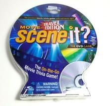 Scene It? 2006 Travel Edition DVD Movie Trivia Board Game Brand New Sealed - $14.35
