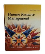 Human Resource Management by Byars, Lloyd, Rue, Leslie - $15.85