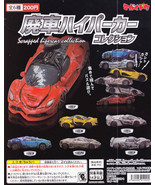 embrace Magaidou Waste Expensive Race Car Collection Figure Full set 6pc - $49.99