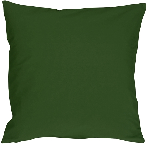 Primary image for Pillow Decor - Caravan Cotton Forest Green 16x16 Throw Pillow