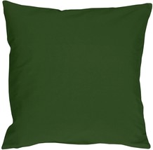 Pillow Decor - Caravan Cotton Forest Green 16x16 Throw Pillow - £15.22 GBP
