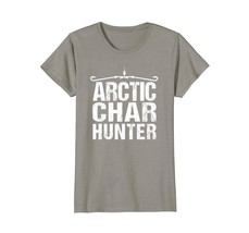 Arctic Char Fishing T-Shirt  Arctic Char Hunter Shirt - $19.99+