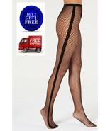 INC Tuxedo Fishnet Tights Black Size S/M - NWT - $8.80