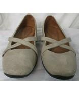 Size 7M LifeStride Women's Diverse Flat (grey) - $12.86