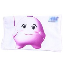 2 Pink Spirit Baby Cotton Gauze Towels Wipe Sweat Absorbent Cloth Mat Towels