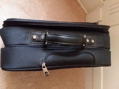 Samsonite Black Mobil Office Rolling Travel Laptop Case image 4