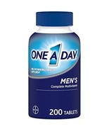 One A Day Men's Multivitamin, Supplement with Vitamin A, C, D, E and Zinc for Im - $23.99