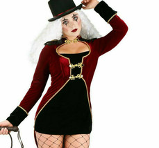 New Ladies Maroon Wicked Ringleader sale with Expedited Shipping - $205.34