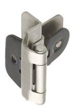 Amerock BP8700-G10 3/8-inch (10mm) Inset Double Demountable Cabinet Hinge, Satin - $67.85