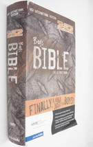Boys NIV Bible ZonderKidz New International Version Luke 2:52 Ages 8-12 ... - $24.74