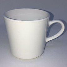 Vintage Corning Centura White Coupe Coffee Mug Cup 8oz. One Only - $4.90