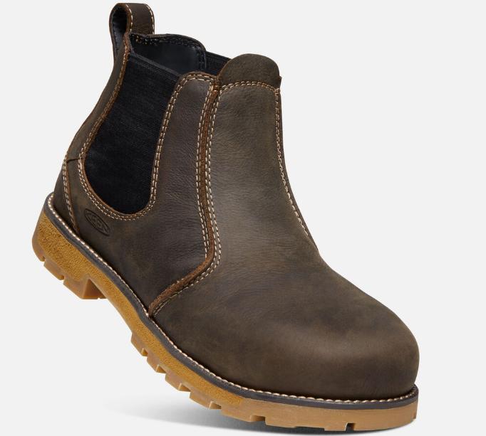 Keen Seattle Romeo Size 11.5 M (D) EU 45 Men's Aluminum Toe Work Shoes 1021344 image 2