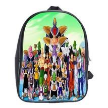 Backpack School Bag Dragonball Z Goku Japanese Anime Cartoon Movie Game Fantasy - $33.00