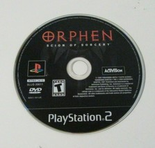 Orphen: Scion of Sorcery (Sony PlayStation 2, 2000) - $7.91