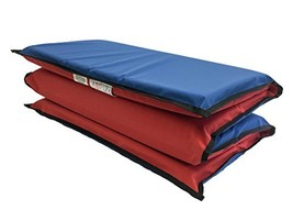 KinderMat EnduroMat, Great for School, Daycare, Travel, or Home - 4 Sect... - $44.58