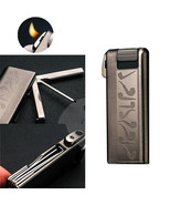 IPRee Multi-function Pipe Lighter Specialized Refillable Butane Vintage ... - $20.70