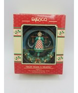 """Enesco 12 days of Christmas Ornaments """"Eleven Drummers Drumming"""" w box  - $24.70"""