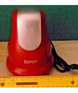 Ninja Master Prep Red Food Processor Parts Motor Head Replacement TESTED... - $29.70