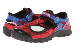 Stride Rite Spider-Man Light-Up Sandal ,  6.5 W US Toddler - $34.64