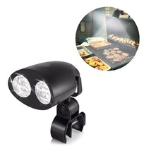 Barbecue Led Light Touch Sensitive Switch Adjustable Mount Outdoor Night... - $19.99