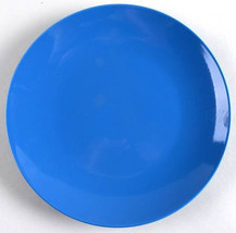 IKEA Extra Large Dinner/Serving Plate 12'' in Fargrik Blue Gloss Color b... - $21.99