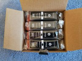 C-225BK Ink Cartridges for Canon 225 Black Printer 4 Pack - Brand New - $16.95