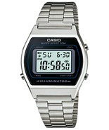 Casio B640WD-1A Stainless Steel Alarm Chronograph Men's Watch - $26.63
