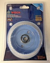 "Bosch HSM363 3-5/8"" Bi-Metal Hole Saw For Sheet Metal - $17.82"