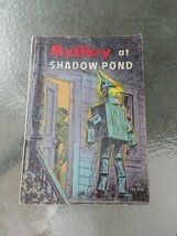 Vintage Books Scholastic Mystery at Shadow Pond, by Mary Jane, 1969 PB - $12.35