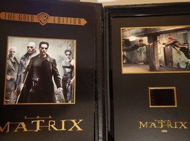 The Matrix / The Matrix Revisited (The Gold Edition) DVD image 3