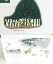 DEPARTMENT 56 - 53022 ST. PATRICK'S DAY DECORATING SET - B/0 - RETIRED -... - $22.49