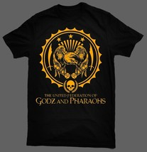 Godz & Pharaohs Tee Demigodz Army Of The Pharaohs Apathy Celph Titled Vinnie Paz - $20.21+