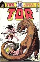 Tor Comic Book #4 DC Comics 1975 FINE+ - $3.99