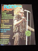 Rock Pop #48 Rod Stewart Bow Wow Wow ACDC Devo Paul McCartney Kiss and more - $12.99