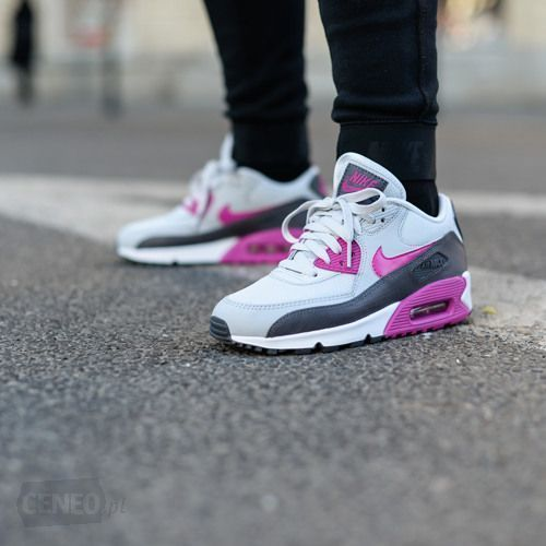 best loved 3b378 4a34d NIKE AIR MAX 90 ESSENTIAL GREY FUCHSIA SIZE 7.5 BRAND NEW (616730-013