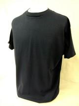HANES BEEFY T-SHIRT ~ Standard NAVY BLUE Crewneck Tee T-Shirt Size XL ~ ... - $7.96