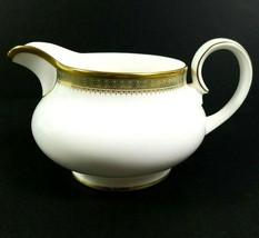 Royal Doulton Clarendon Gravy Jug Fine Bone China Made in England Patter... - $69.73