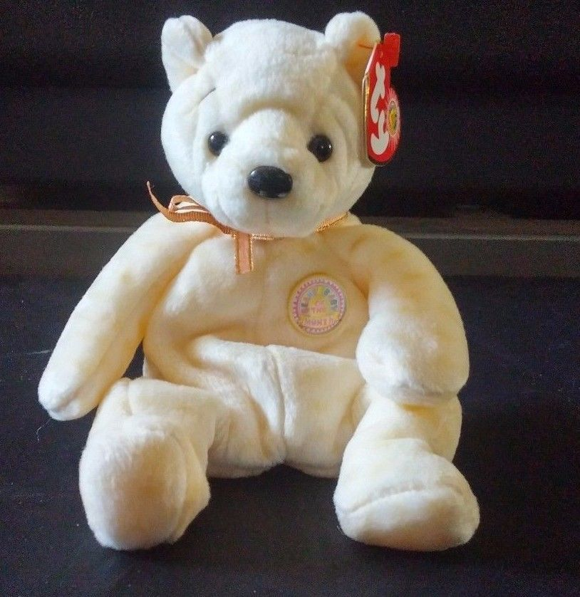 e503da1a822 Ty Beanie Baby Bbom Popcorn Oct  03 and 50 similar items. S l1600