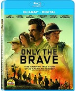 Only the Brave [Blu-ray] (2018) - $7.46