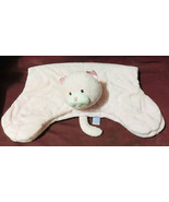 Baby Gund Dottie Dots Comfy Cozy #58357 Pink Kitty Cat Security Tummy Bl... - $94.05