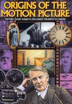 ORIGINS OF THE MOTION PICTURE NEW DVD - $20.90