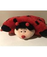 "Pillow Pets Ladybug 18"" Plush Toy Medium - Authentic   Red with Black un... - $12.37"