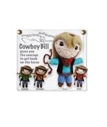 Kamibashi Cowboy Bill The Original String Doll Gang Keychain Clip - $10.99