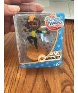 "DC Super Hero Girls Mini 3"" Bumblebee Action Figure Mattel Ships N 24h - $16.81"