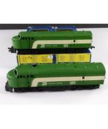 AHM 5024 Burlington Northern Powered & Dummy FM Diesel Locomotive 980 HO... - $49.49